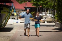 PADI Instructors Ben and Kay