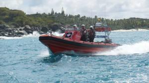 VISAR boat